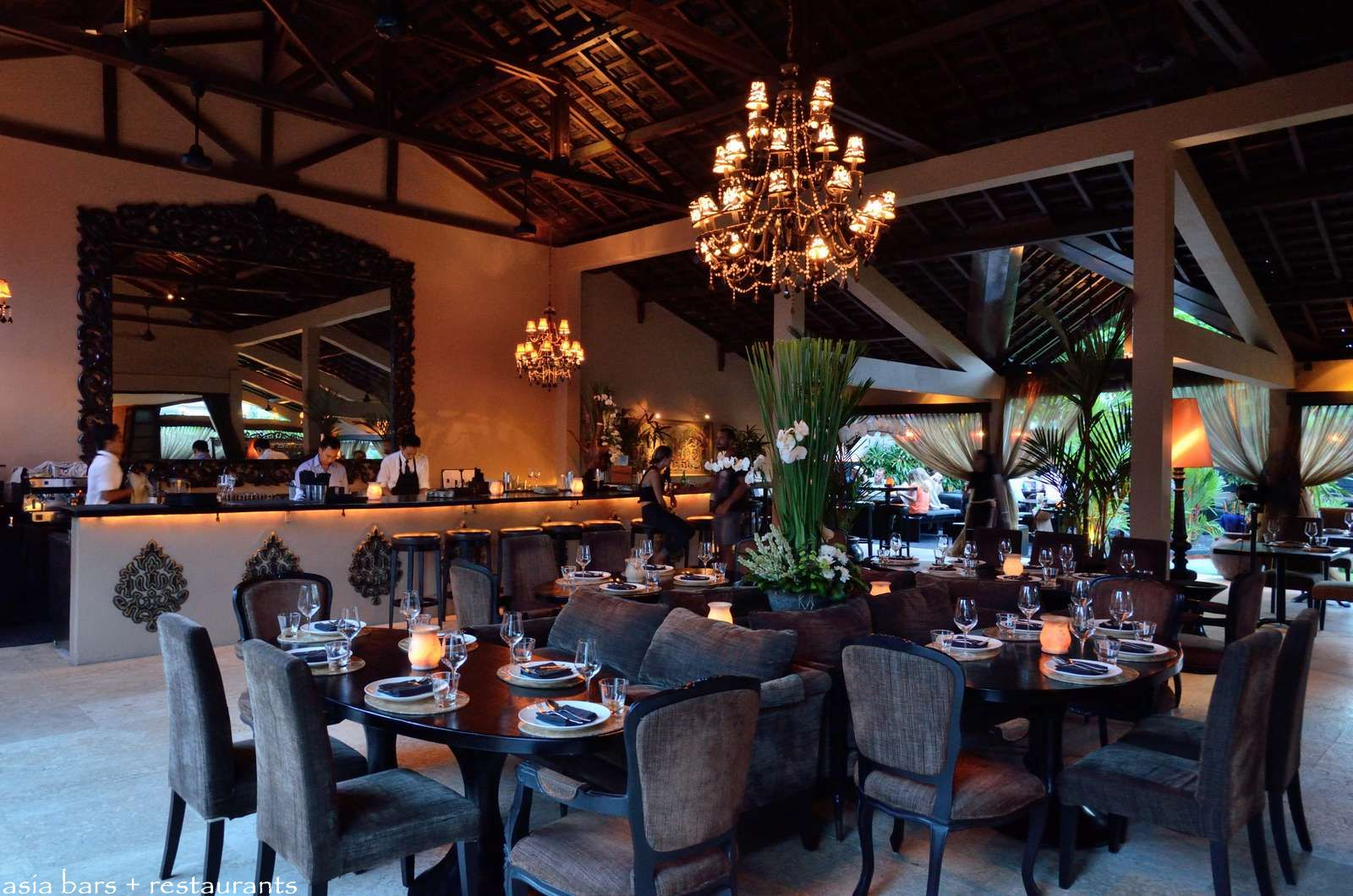 The Bali Review Seminyak's Top 10 Best Dining Places