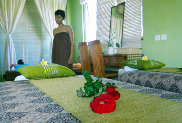 The Bali Review Legian's Best Spa Places